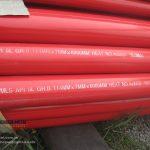 Thép ống đúc API 5L GRB sơn epoxy