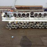 Giá ống thép hàn đen và mạ kẽm DN125 – DN400