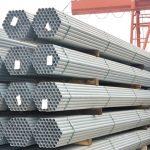 Giá ống thép mạ kẽm nhúng nóng DN15 – DN100