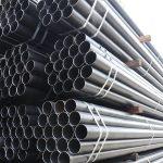 Giá ống thép hàn đen phi 12.7mm đến 127mm